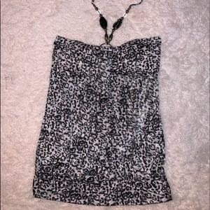 Small warehouse one dressy top